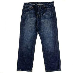 Lucky Brand 329 Classic Straight Jeans Sz 40x30